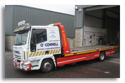 contact O'Connell Crash Repairs for towing and roadside assistance