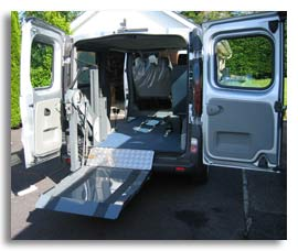 van conversion